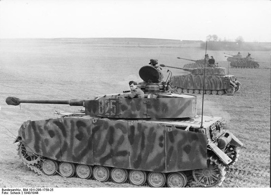 German Panzer IV