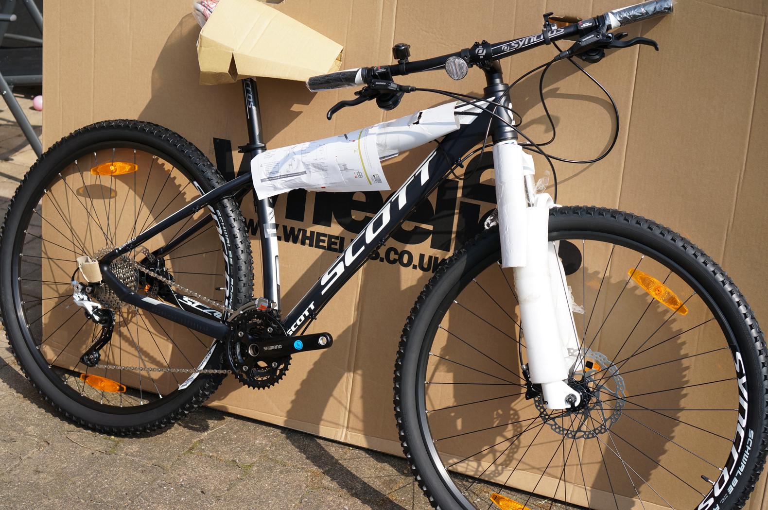 Scott Scale 960 mountain bike 2013 **Brand new in box ...