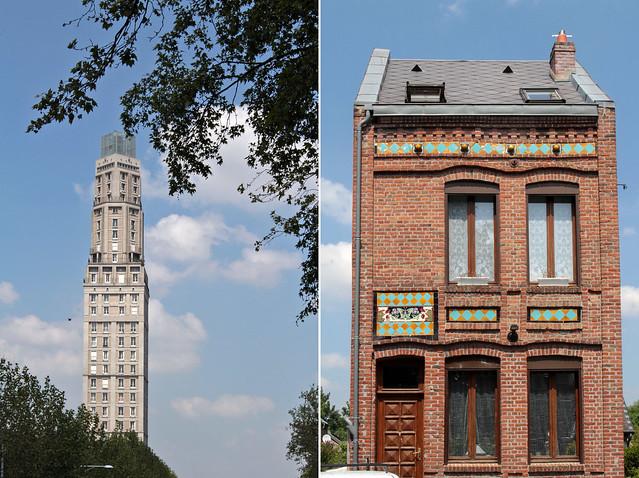 Amiens architecture