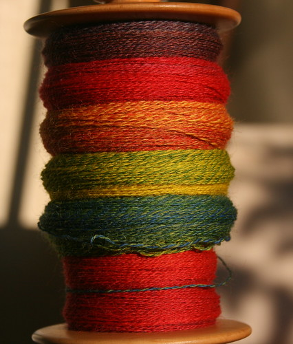 Hippie yarn
