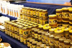 honey @ hauptbahnhof market