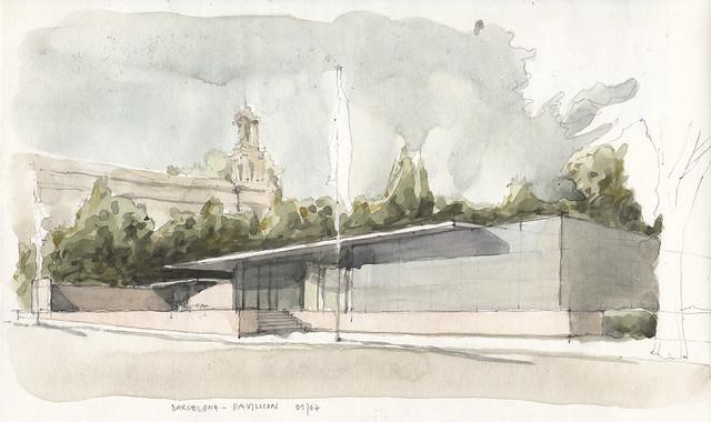 Barcelona Pavillion 3