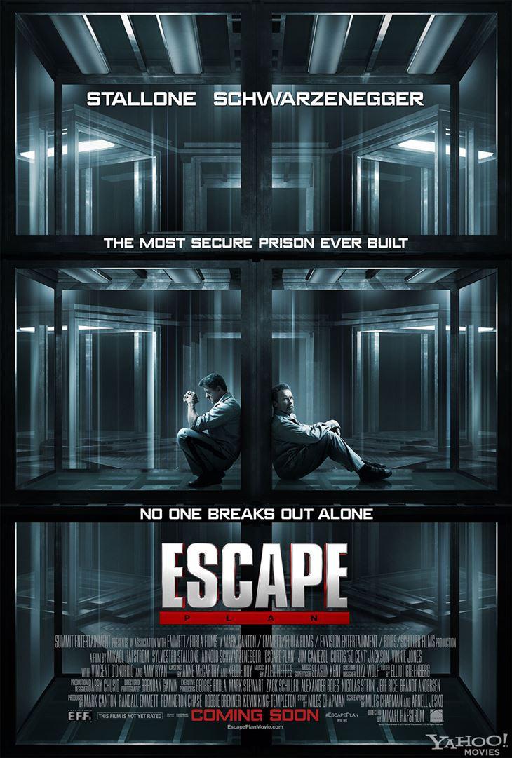 โปสเตอร์หนัง Escape Plan