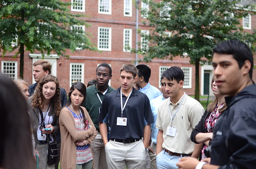 Tour of Harvard University - NSLC