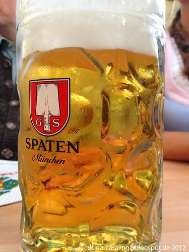 Spaten Wiesn Bier