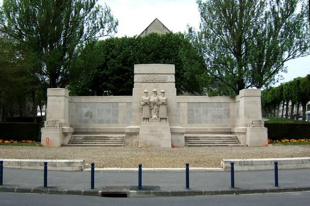 soissons memorial