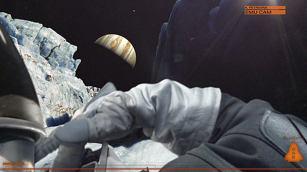 There might be something out there on EUROPA REPORT.