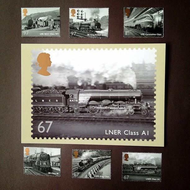 #train #postcard #postagestamp #stamp #postcrossing #snailmail #sendmoremail #snailmailrevolution