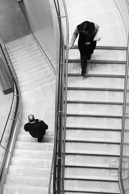 That Escher's Feeling
