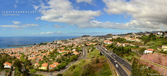 Funchal desde el teleférico