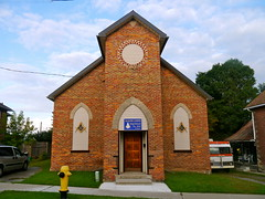 King Edward Lodge No.464 - Sunderland, Ontario
