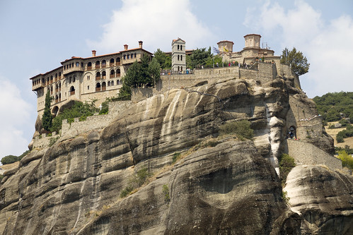 Meteora - The Holy Monastery of Varlaam