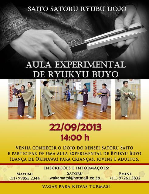 Aula Experimental de Ryukyu Buyo