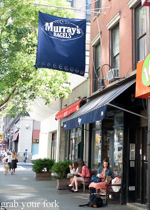 murray's bagels nyc new york usa jewish food
