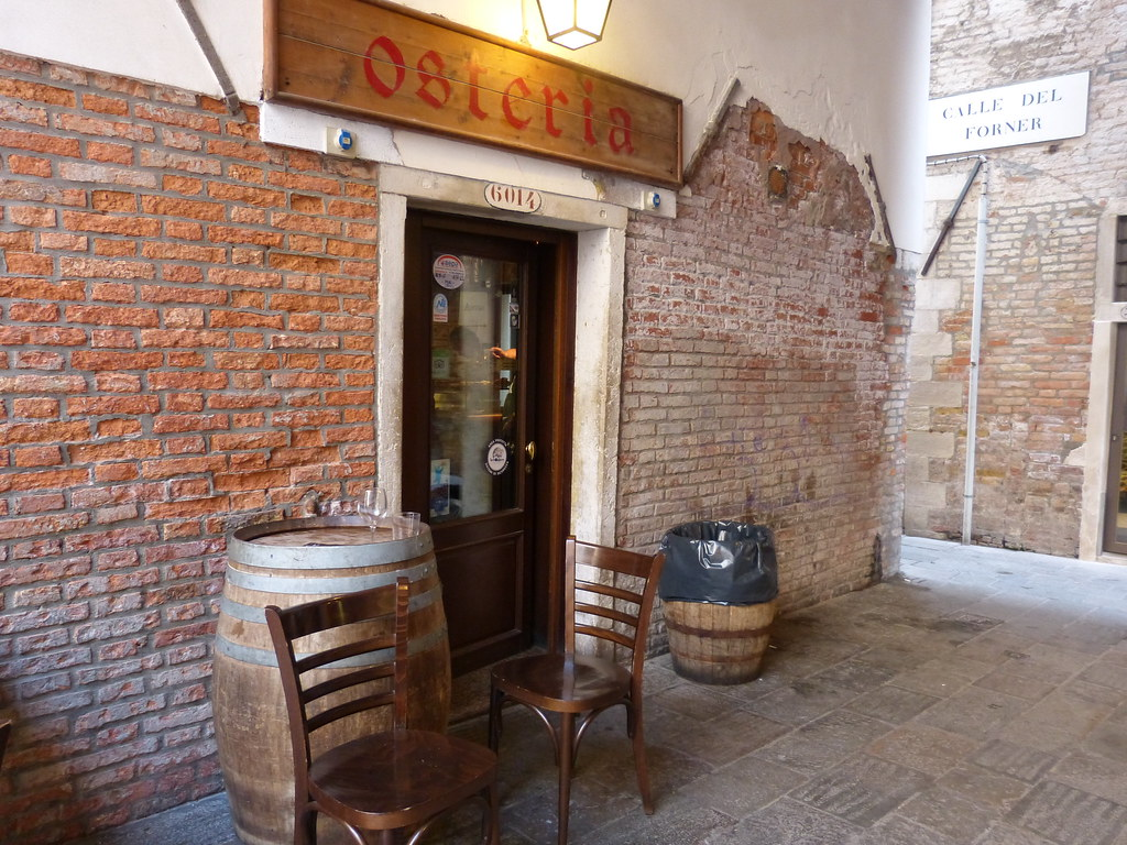 Osteria Al Portego, Venezia