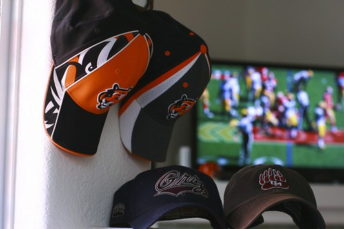 9.8 - Football Hats Return