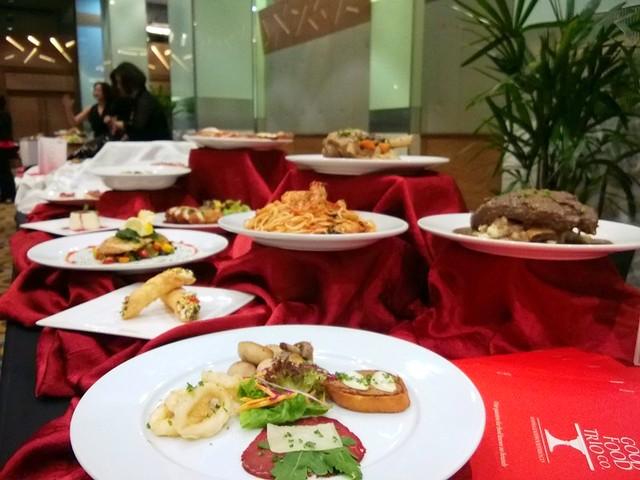 kl restaurant week 2013 - rebeccasaw - la risata-001