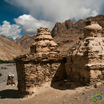 Chortens, Canyons and Mountains - Markha Valley Trek, Ladakh