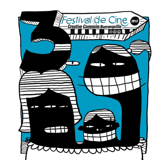 Afiche festival de cine