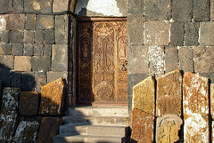 Surb Arakelots (The Holy Apostoles church). Sevanavank monastery, 9th century. Armenia
