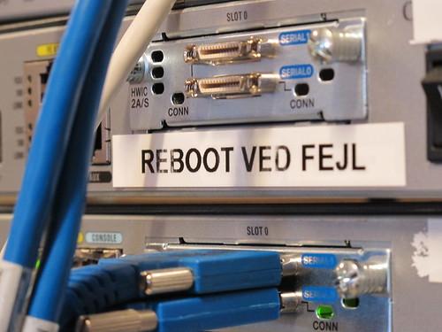 Reboot ved fejl - Risager