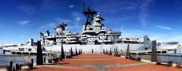 Battleship New Jersey