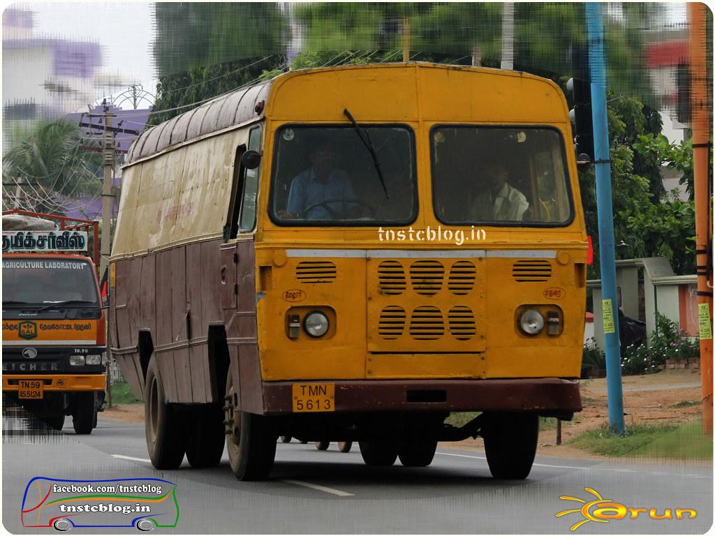 TMN 5613 of Melur Depot