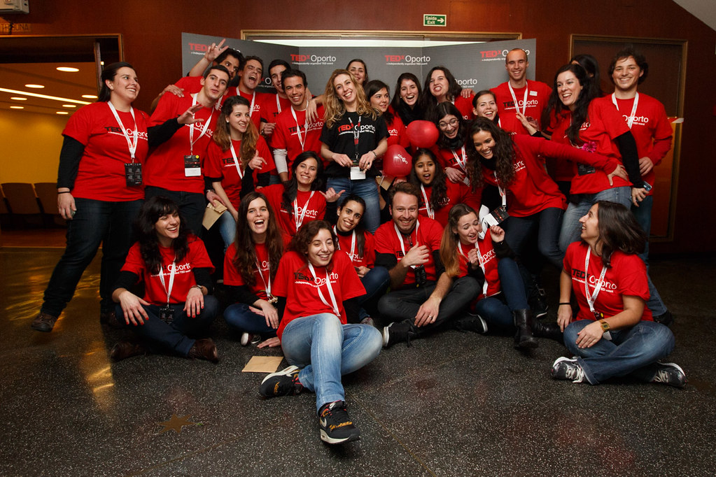 TEDxOporto 2014 Voluntários