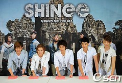 SHINee One Fine Day Ep.9