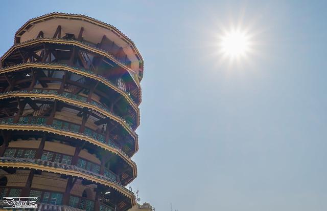 Leaning Tower @ Teluk Intan