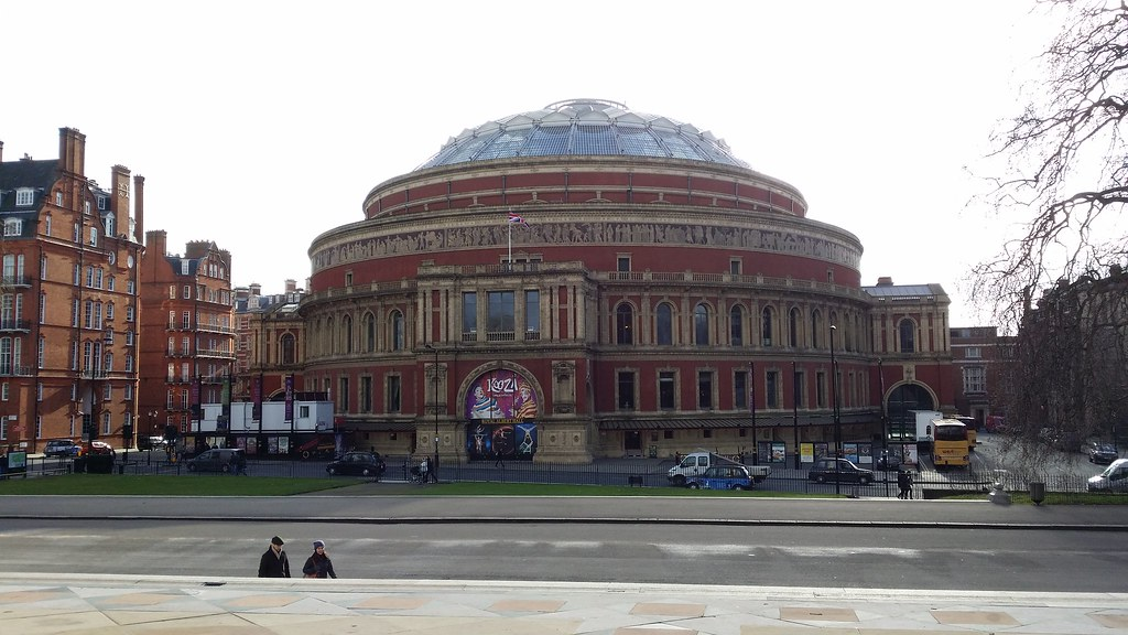 Royal Albert Hall #sh