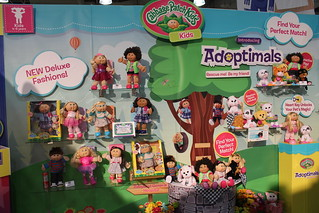 Toy Fair 2015- Wicked Cool Toys (CPK/Girl Scouts)