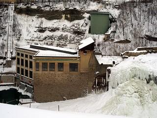 Lower Falls Dam