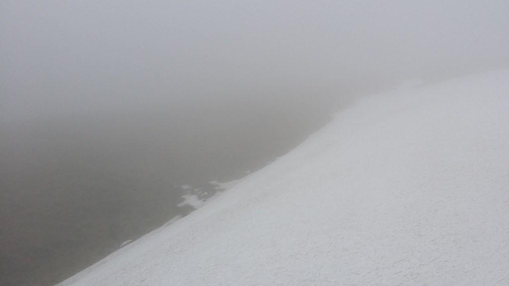 Snowy slope #sh