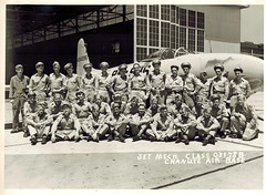 Airplane and Engine Mechanic, Jet Propulsion School, Chanute AFB, 3 August 1948