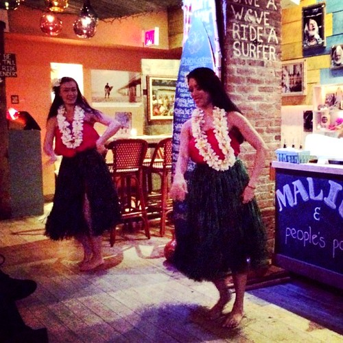 Malibu Rum event Yvonne Lee (11)