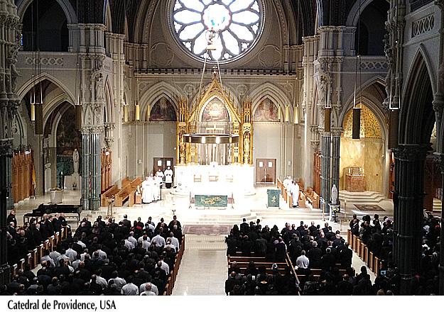Catedral de Providence, USA