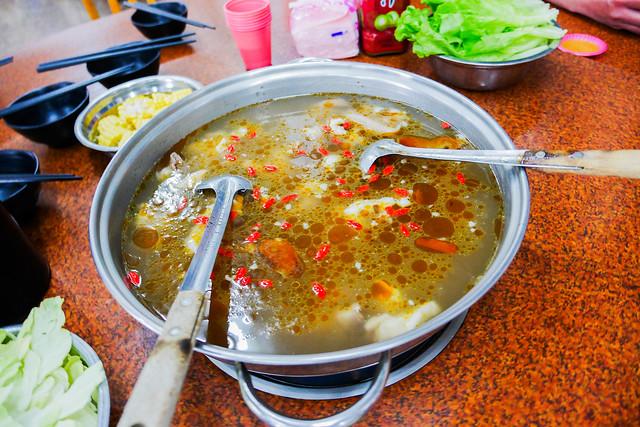 彰化 溪湖–人氣很高,在地人不一定吃–阿枝羊肉爐