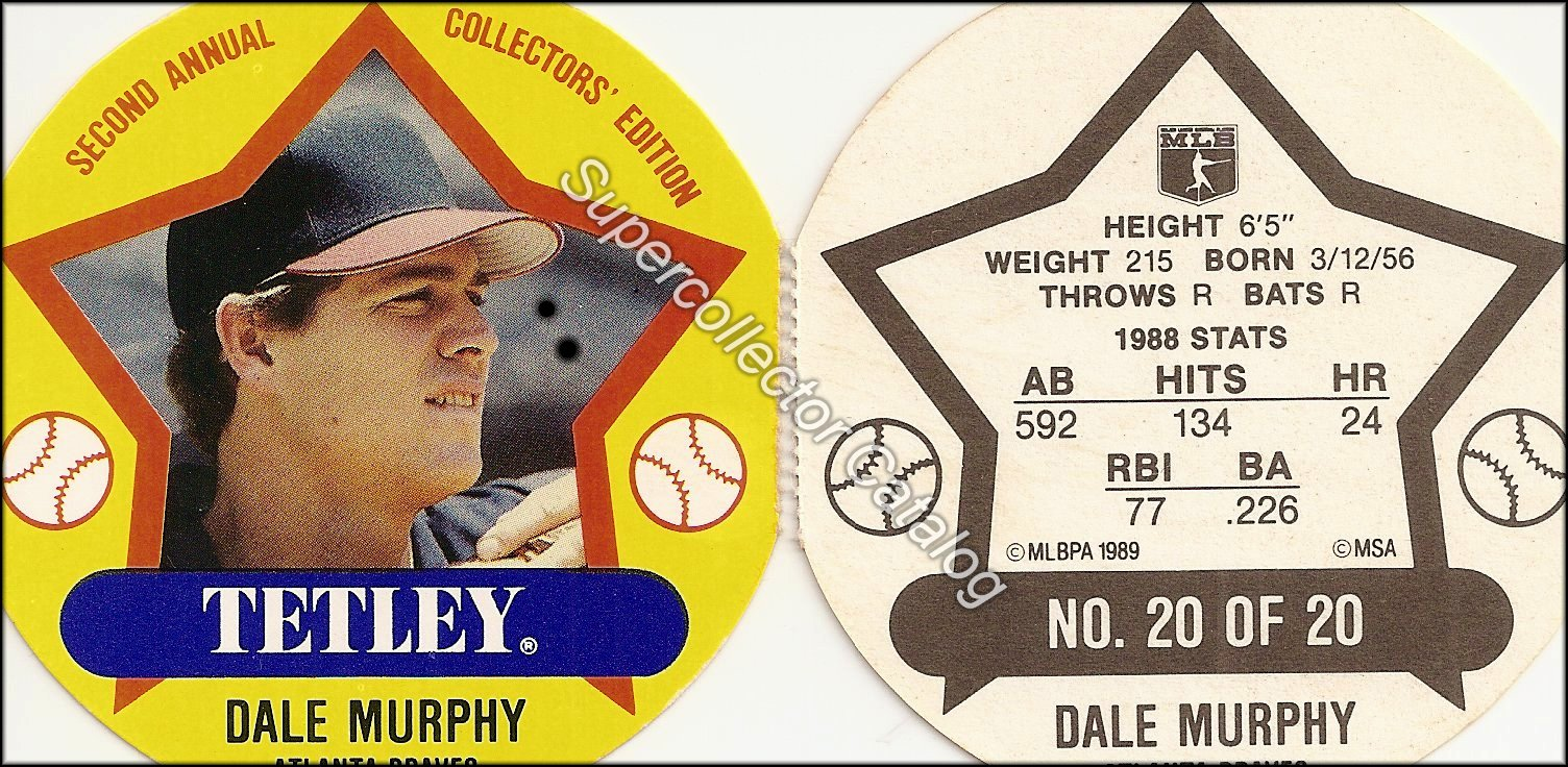 1989 MSA Tetley Disc