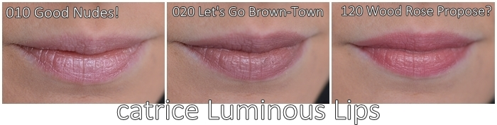 catrice update Luminous Lips