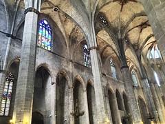 Next picture: Iglesia de Santa María del Mar. Barcelona.