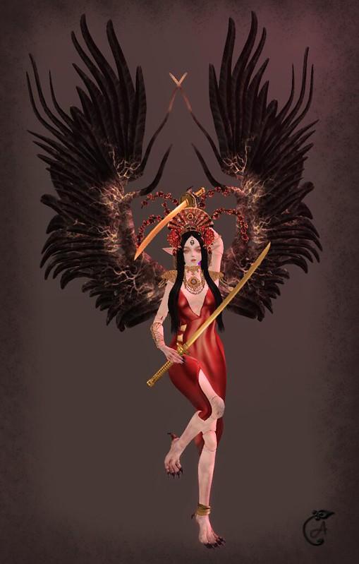 Harpy geisha 2