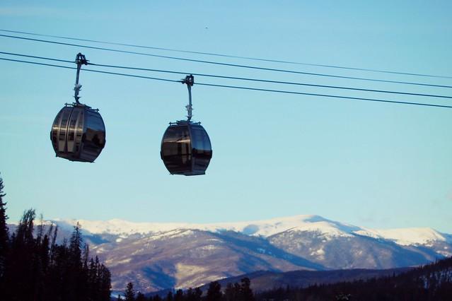 Breckenridge Gondolas