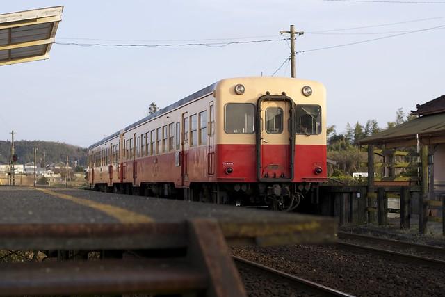 小湊鐵道 キハ200形 気動車