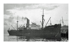 SS Illinois  - Ship Where Whalen was Killed: 1942
