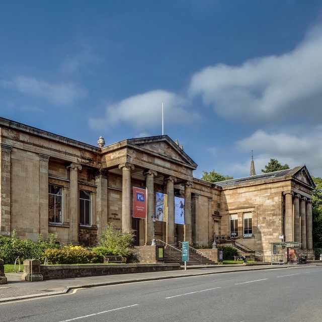Paisley Museum and Central Library. #positivePaisley #museum