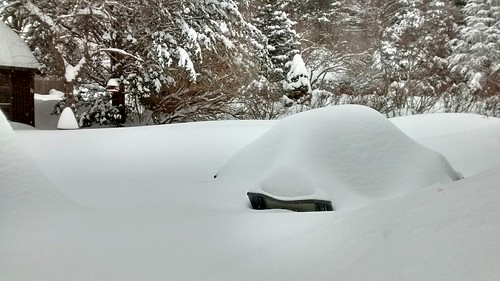 Buried table