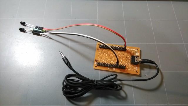音效卡計時器擴展板
