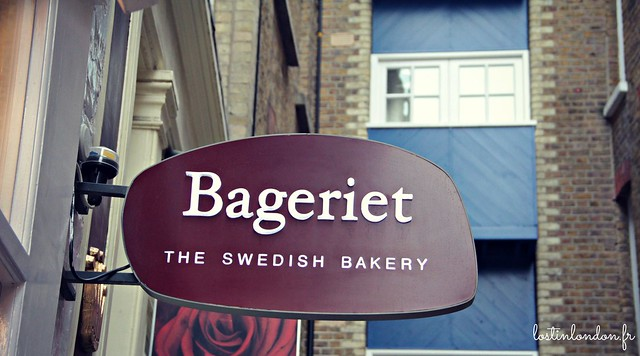 bageriet london swedish bakery
