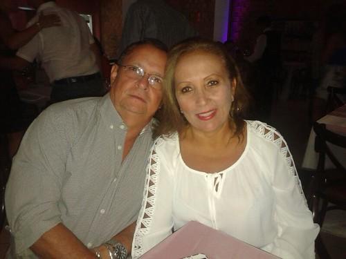 Paulo e Lúcia Melo